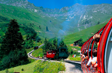 Schweiz Swiss Pass Ticket